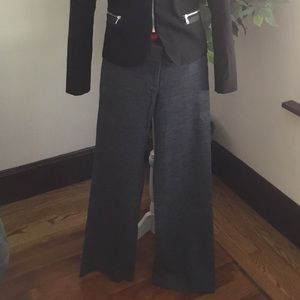 Size 2 Charcoal Trouser
